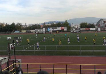 Άγιος Ιερόθεος – Καλλιθέα 0-0